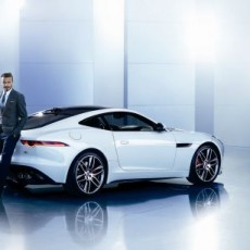 David Beckham new brand ambassador for Jaguar in China