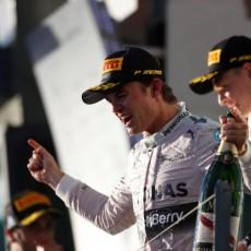 Rosberg Wins In Australia
