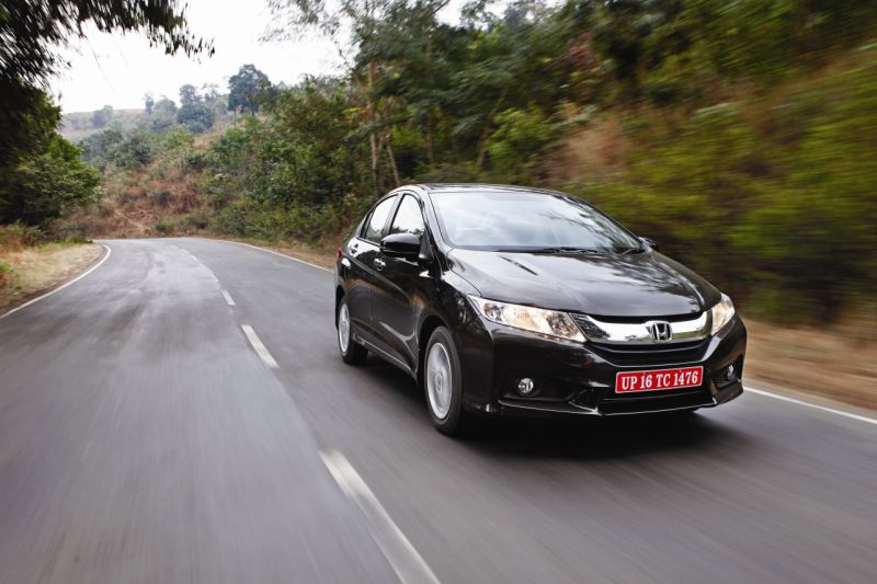 We evaluate Honda's fourth-generation City, which gets an oil-burner