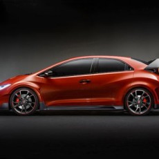 New Honda Civic Type R unveiled at Geneva