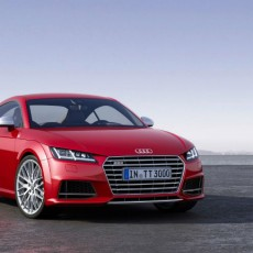 Audi announce new TT and TTS at Geneva Motor Show