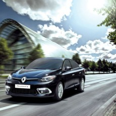 New Renault Fluence launched