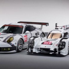 Porsche 919 and RSR dazzle at Geneva