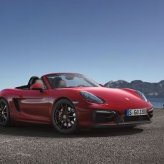 Porsche Boxster and Cayman GTS storm in