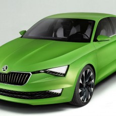 Škoda unveil new VisionC Concept at Geneva