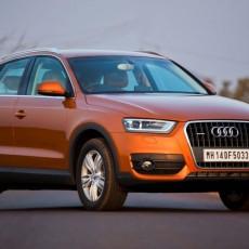 Audi achieve Sales Hat-trick