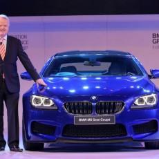 BMW M6 Gran Coupé launched