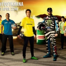 Castrol Footkhana ft. Neymar Jr & Ken Block