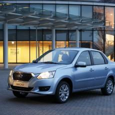 Datsun launch on-DO sedan in Russia