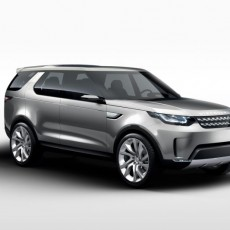 Land Rover reveal Discovery Concept