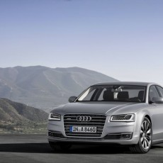 New Audi A8L Launched