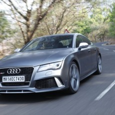 Seven Deadly Sins – Audi RS 7