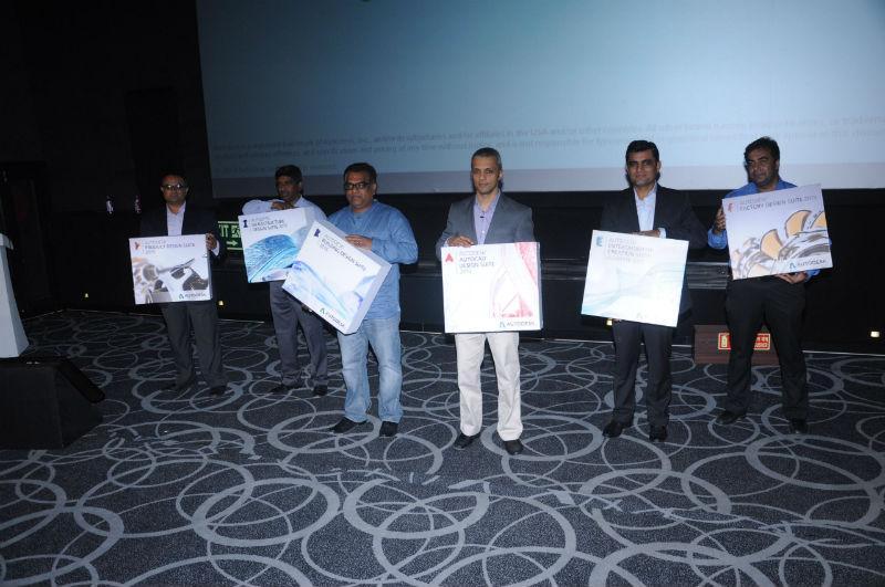 Autodesk 2015 Launch 1