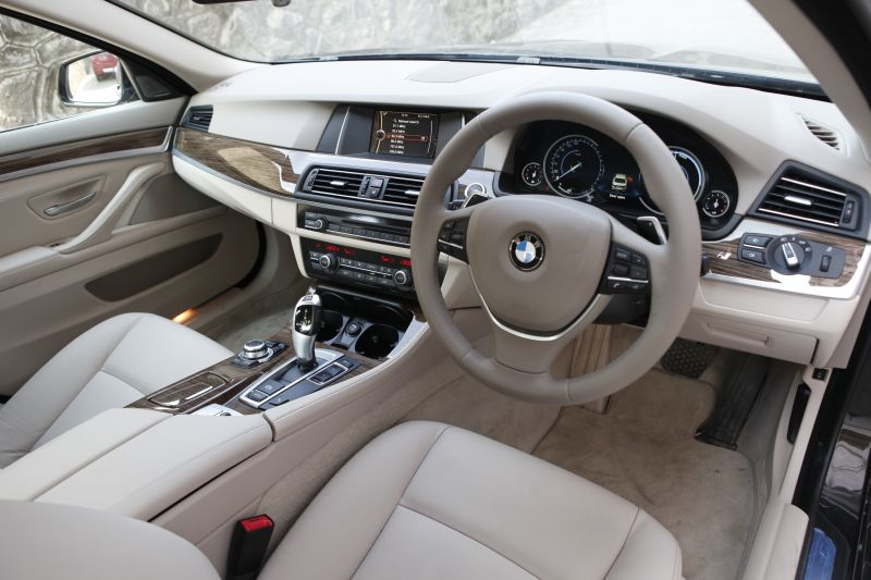 BMW 520d Modern Talking