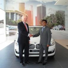 BMW sets up new dealership in Udaipur