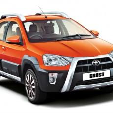 Toyota launch Etios Cross in India