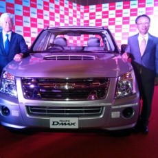 India-made Isuzu D-Max launched