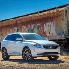 Volvo XC60 crosses 500,000