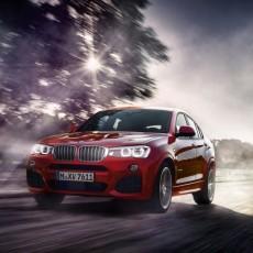 Days of future SUVs – New BMW X4, X6