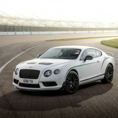 Bentley launch Continental GT3-R; target Nürburgring 24h