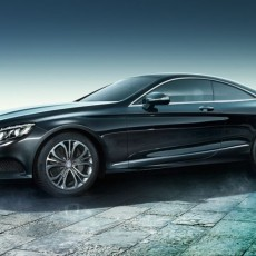 Mercedes-Benz S-Class Coupé arrives