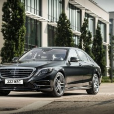 Diesel Mercedes-Benz S-Class Launched