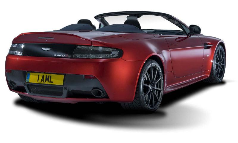 aston martin v12 vantage s goes topless car india. Black Bedroom Furniture Sets. Home Design Ideas