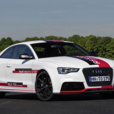 INDIA EXCLUSIVE! Audi RS5 TDI Concept debuts Electric Turbos