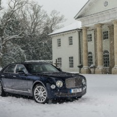 Bentley Mulsanne to get Heart Transplant