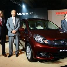Honda Launch the Mobilio