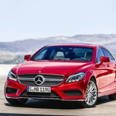 New Mercedes-Benz CLS-Class: Cleaner, Leaner and Greener