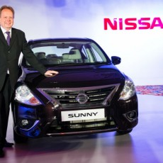 New Nissan Sunny Launched