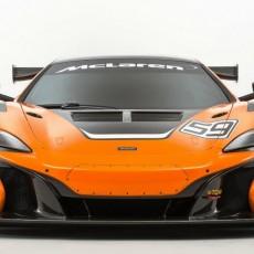 New McLaren 650S GT3 Launched