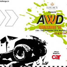 The AWD Challenge beckons; are you ready?