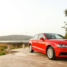 Audi A3 launched in India