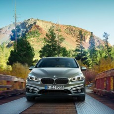 BMW 2 Series Active Tourer Debuts