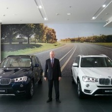 New BMW X3 launched in India