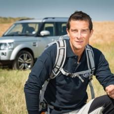Bear Grylls is Land Rover's Global Brand Ambassador