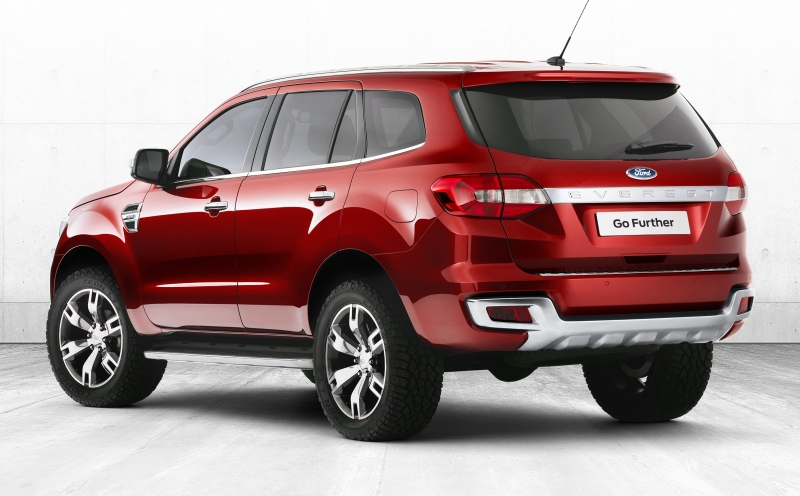 New Ford Endeavour 2015 2 web