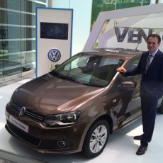 New Volkswagen Vento launched