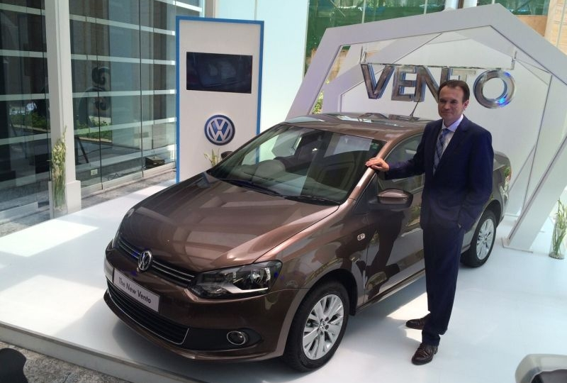 2014 Volkswagen Vento web