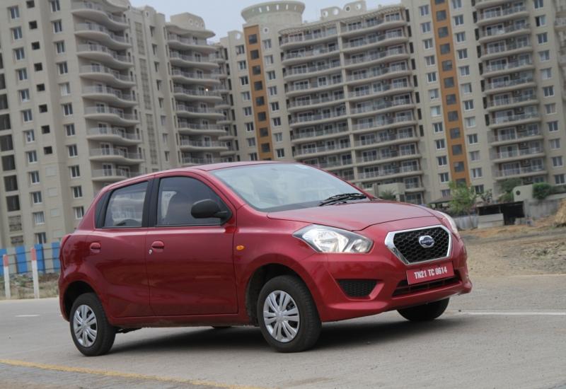 Festive Offer - Datsun offer discounts on the Datsun Go - Car India