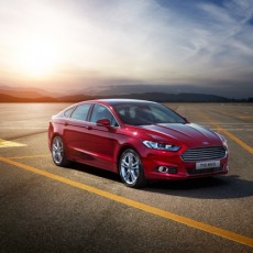 2015 Ford Mondeo Ready for Launch