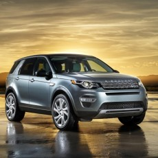 Land Rover Discovery Sport surfaces