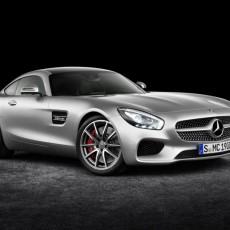 Mercedes AMG GT Arrives