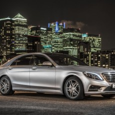 Mercedes-Benz S500 Plug-in Hybrid delivers 35.7 km/l!