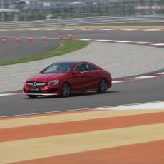 Mercedes CLA45 AMG – Road and Track