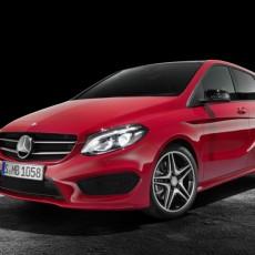 All new Mercedes-Benz B-Class set for launch