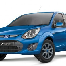 2014 updated Ford Figo launched