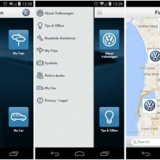 Volkswagen India App for Customers